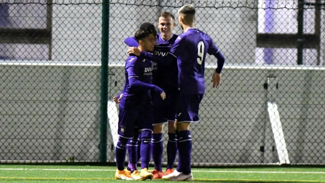 Embedded thumbnail for U21 League: RSCA 3-2 Standard de Liège